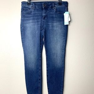 Kut From The Kloth Ankle Skinny Jeans NEW 8